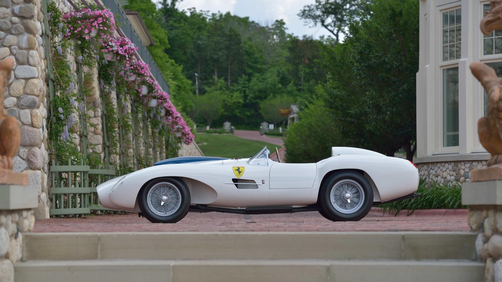 Ferrari 0432M profile
