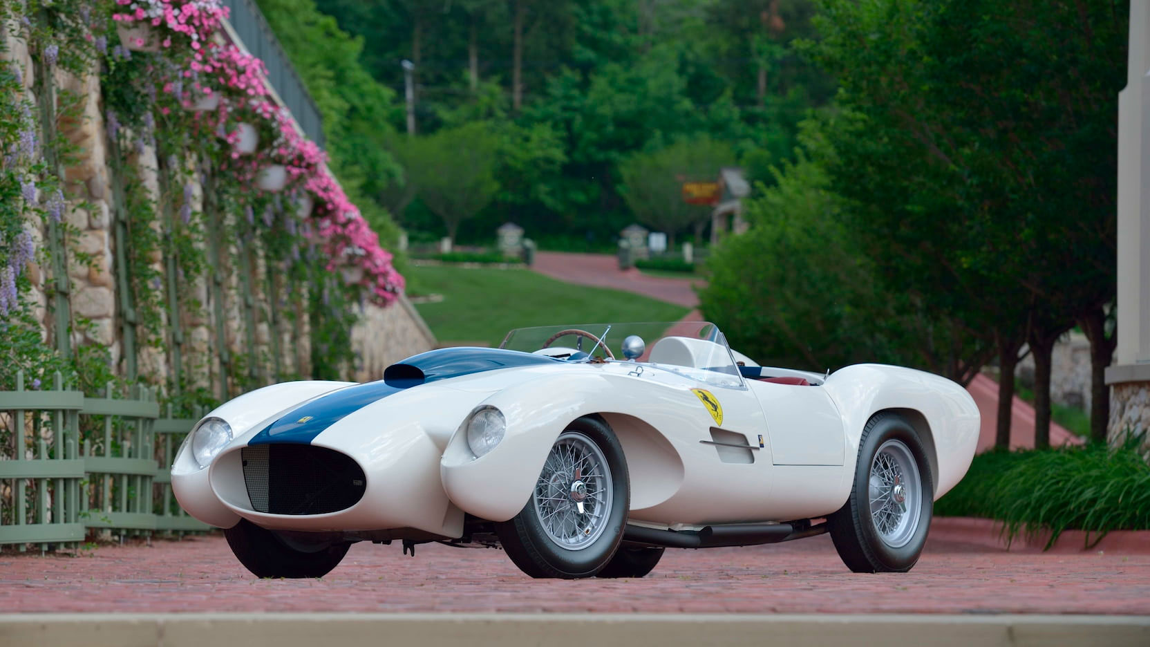 1954/1959 Ferrari 250 MM Spider