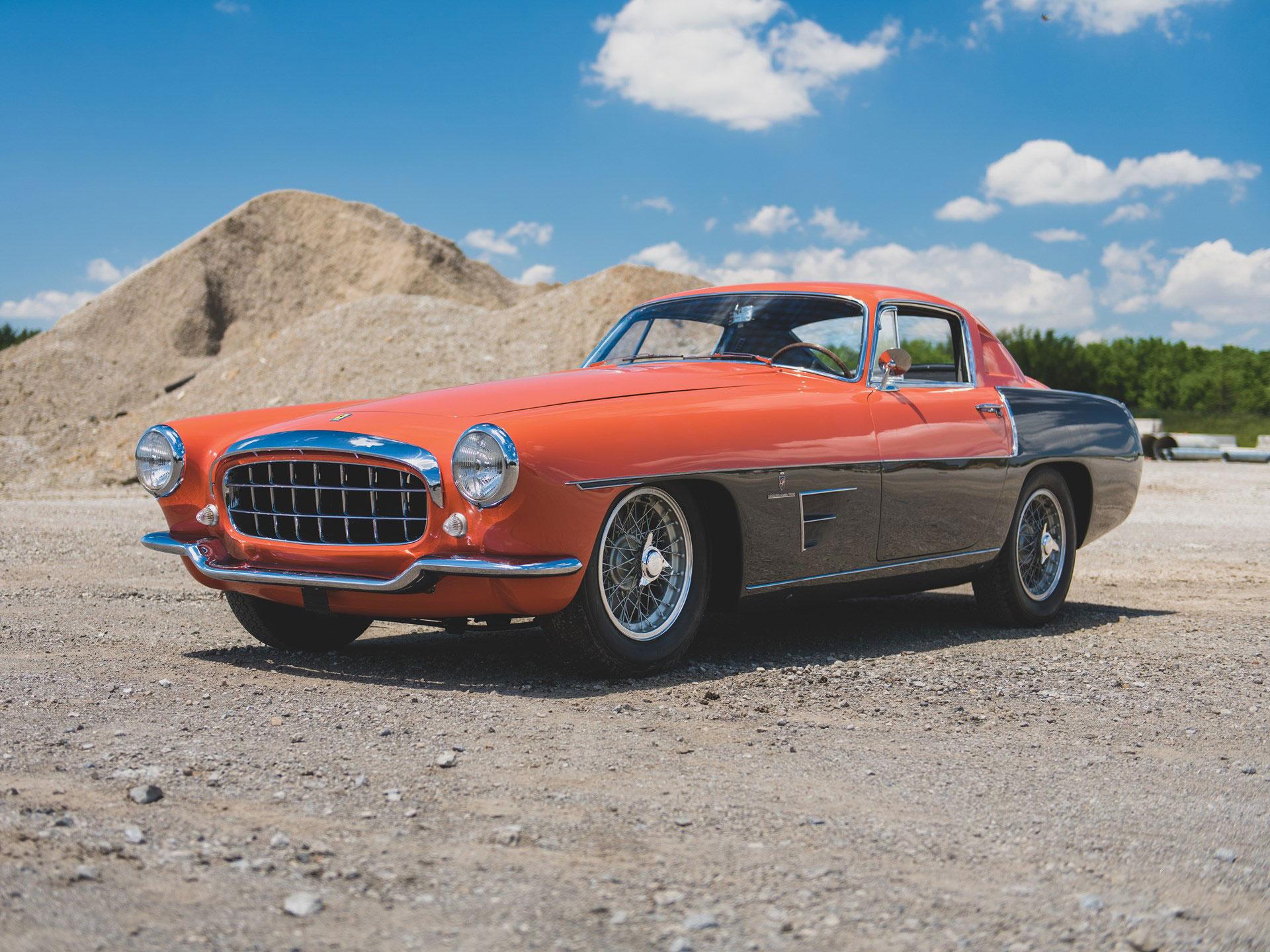 1955 Ferrari 375 MM Coupe Speciale
