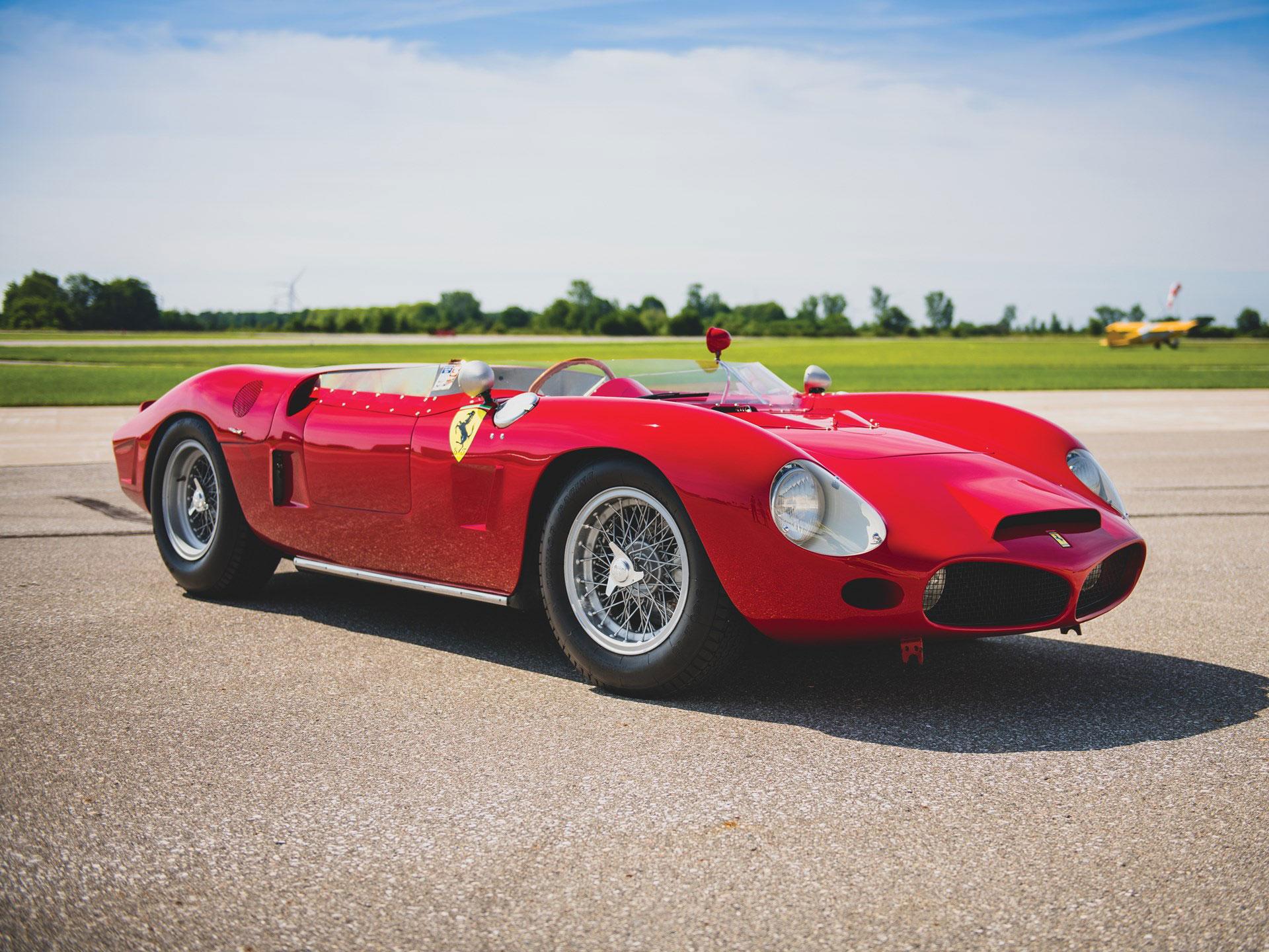1962 Ferrari 196SP Sports Prototype