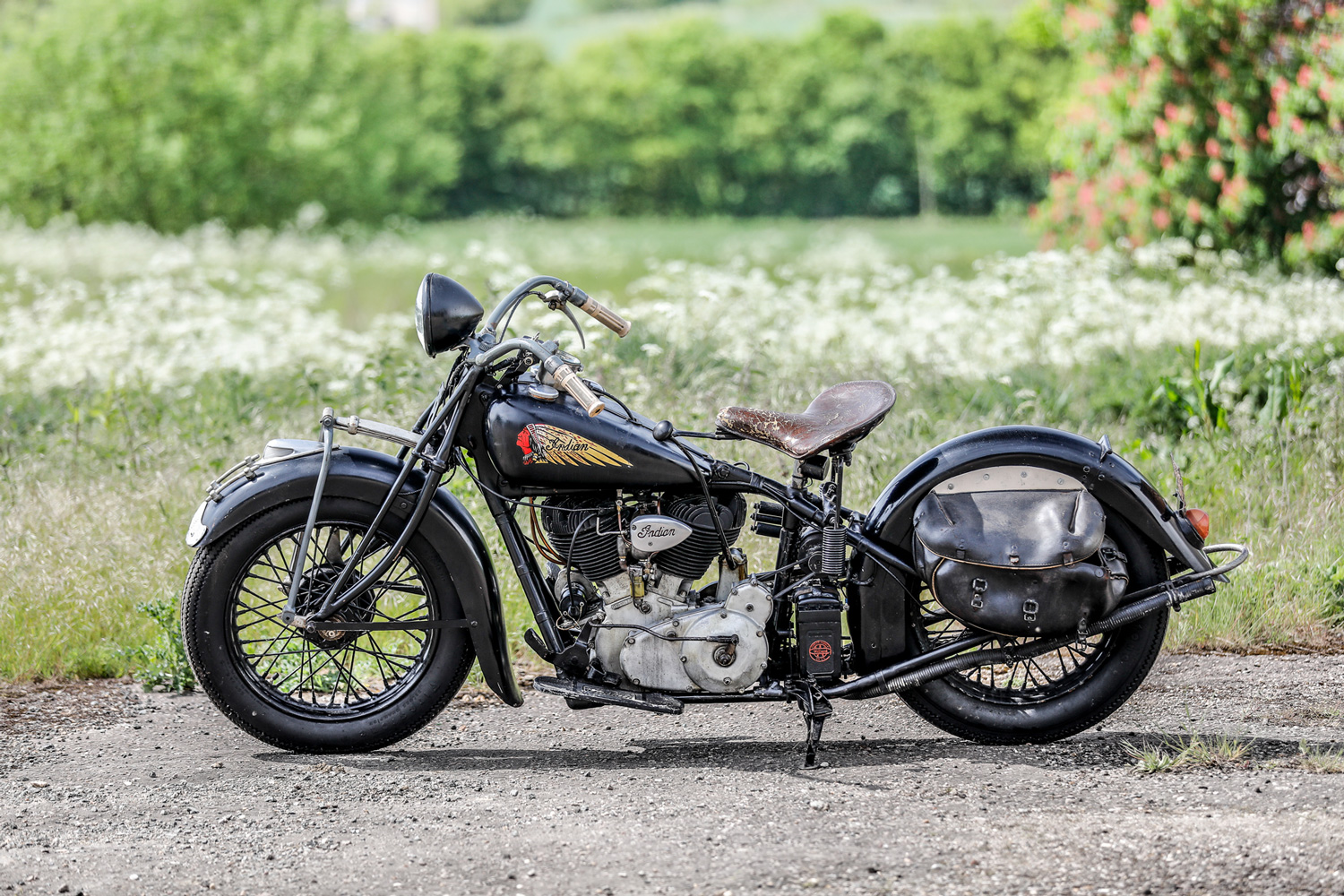 1936 Indian Chief