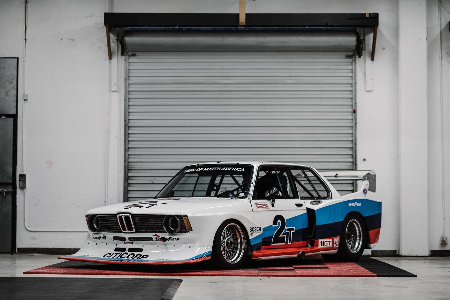 1978 BMW 320i Turbo IMSA