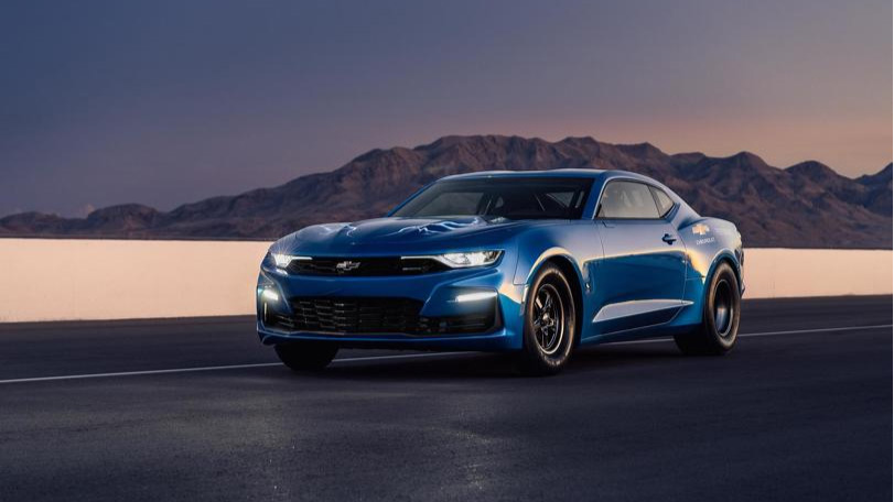 2019 Chevrolet E-COPO Camaro Drag Car