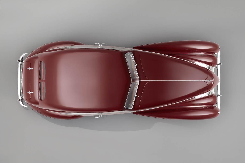 Bentley Corniche re-creation by Mulliner