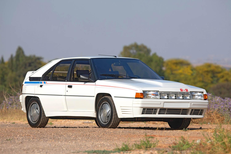 1986 Citroën BX 4TC