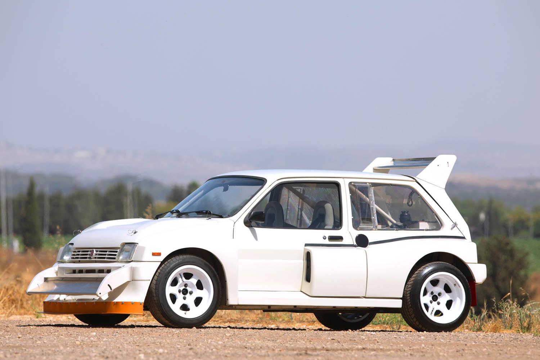 1986 MG Metro 6R4