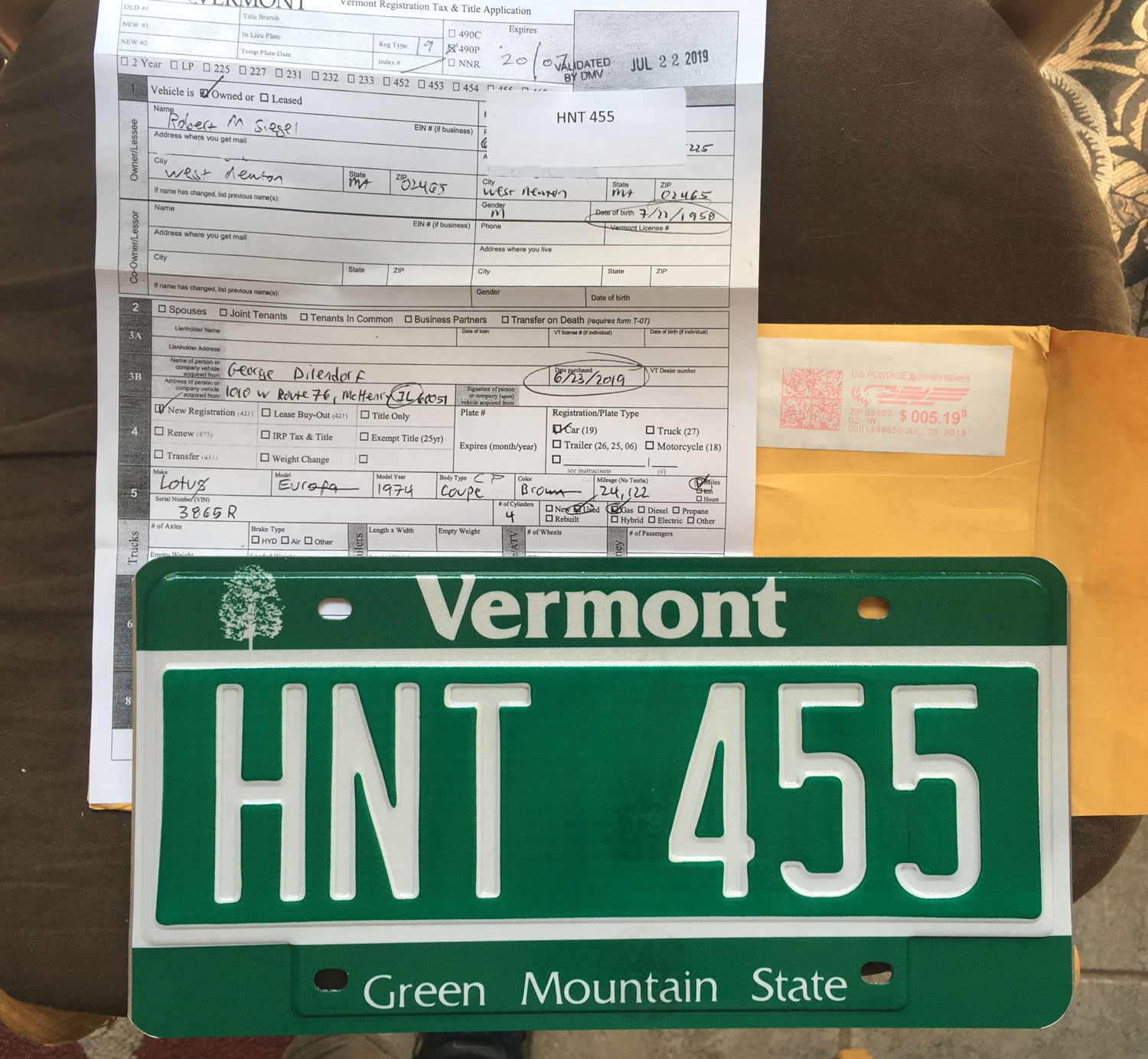 The Vermont Loophole