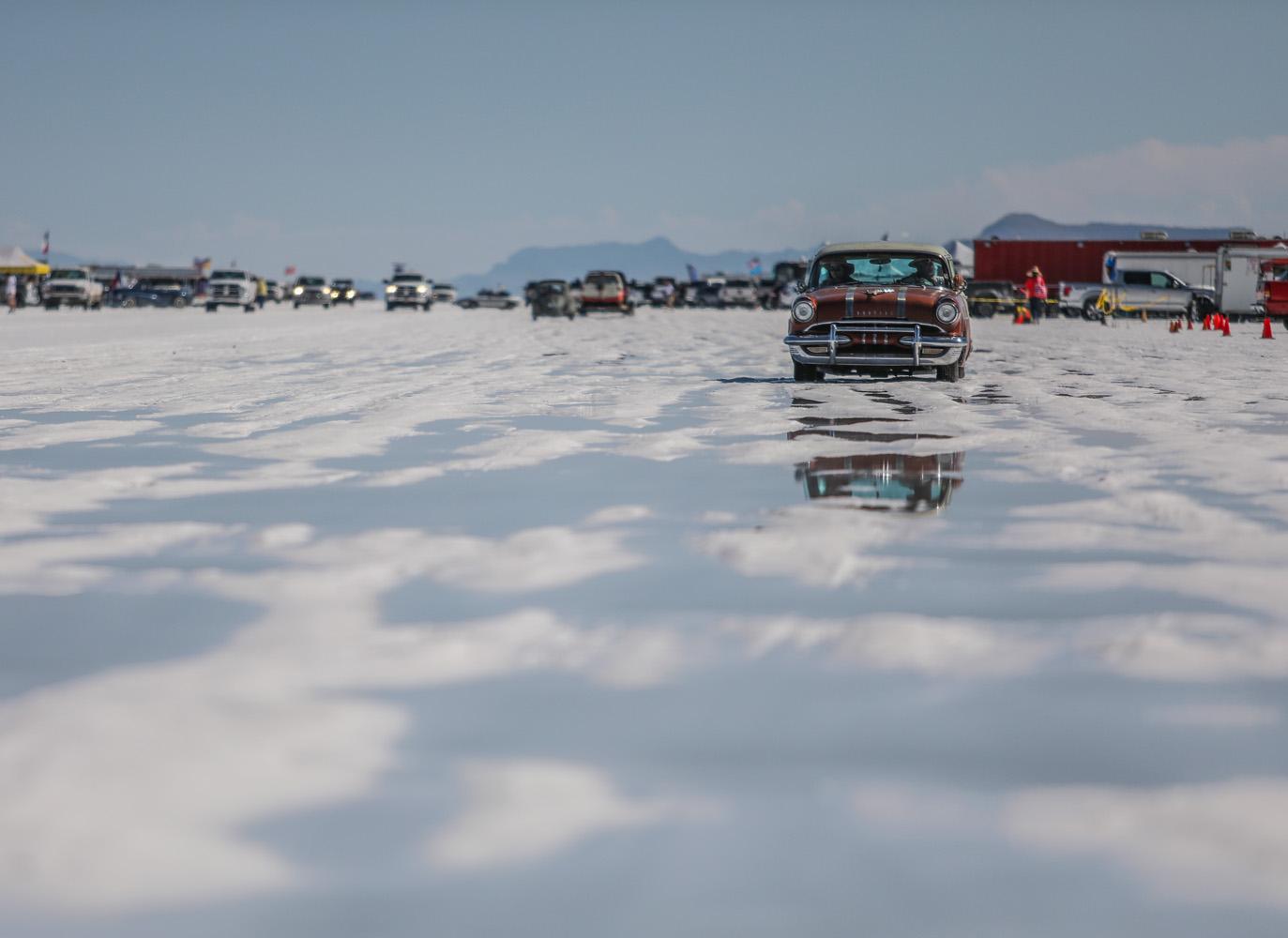 Bonneville Salt Flats Speed Week 2019
