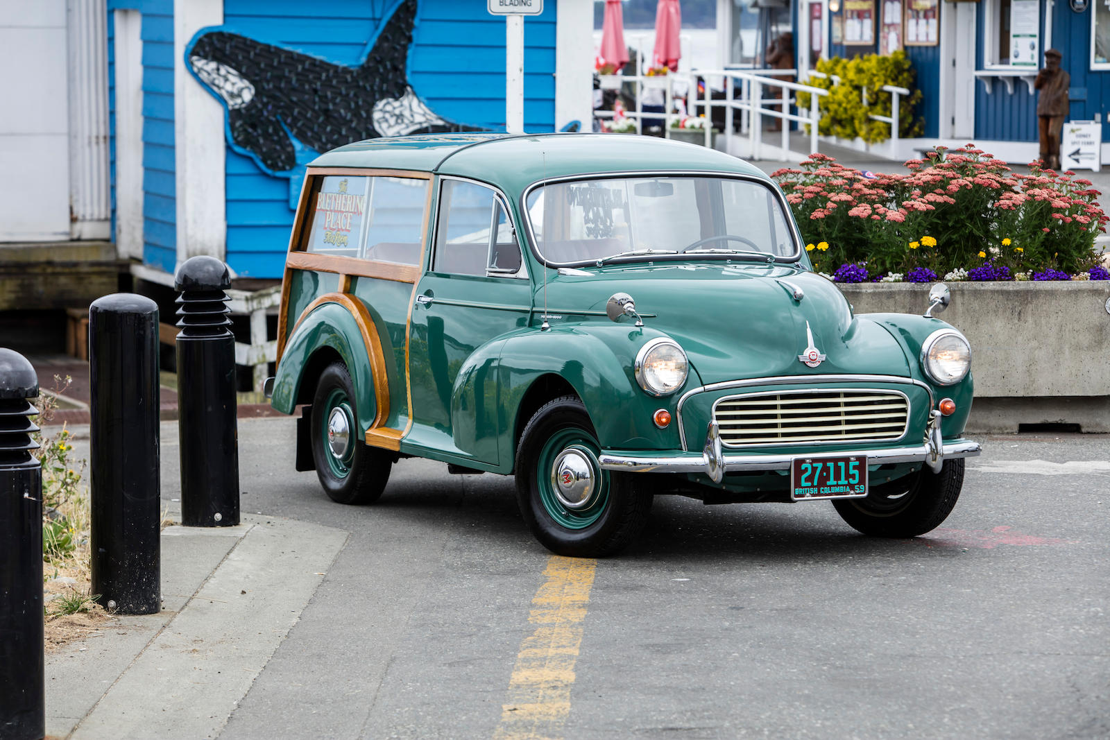 1959 Morris Minor 1000 Traveller
