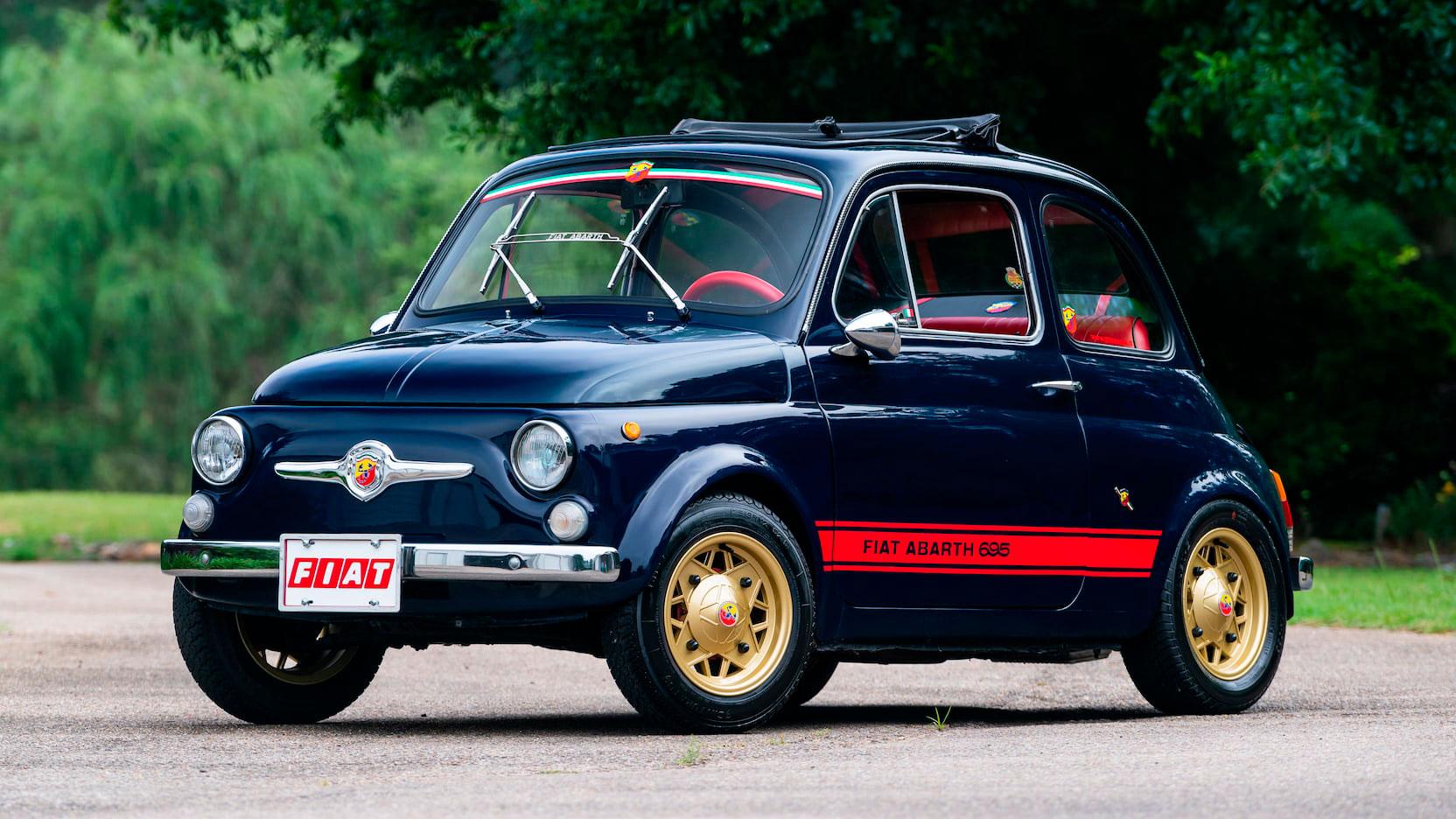 1972 Fiat 500L