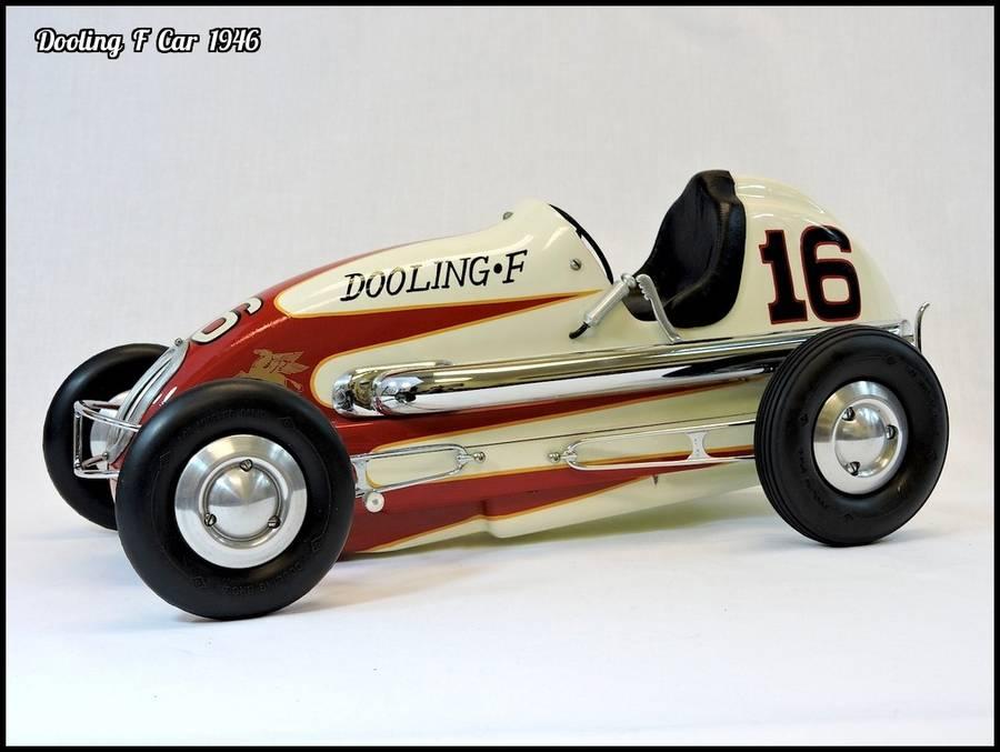 1946 Dooling F Tether Car