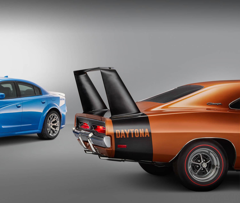 2020 Charger SRT Hellcat Widebody Daytona 50th Anniversary Edition