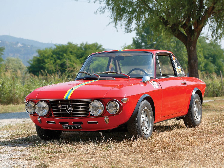 1970 Lancia Fulvia 1.6 HF 'Fanalone'