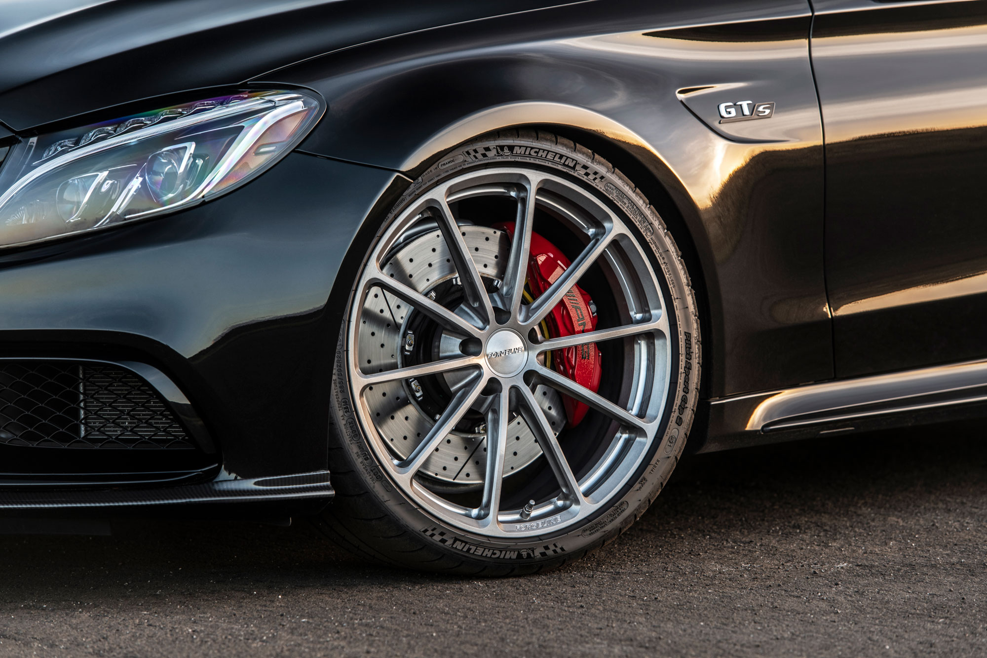 Mercedes-AMG C63 S by Carbahn Autoworks