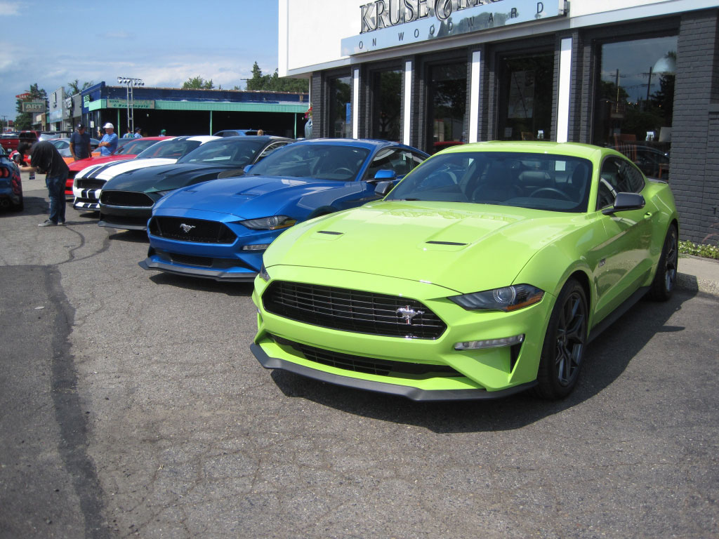 Ford Performance at Woodward Dream Cruise