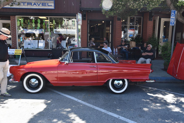 1960 Auto Union SP1000