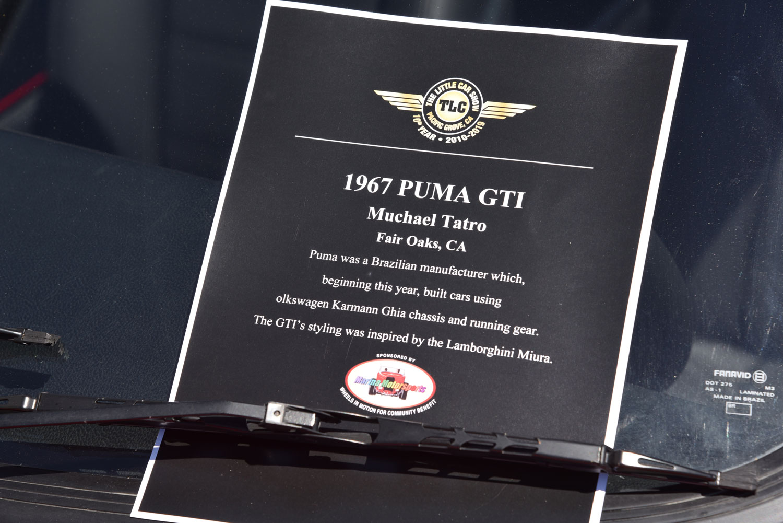 1967 VW Puma GTI