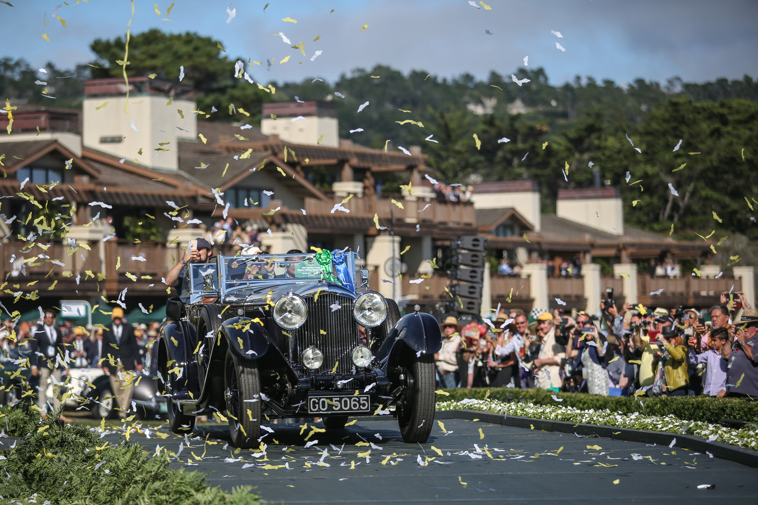 Best in Show 2019 Concour d'Elegance