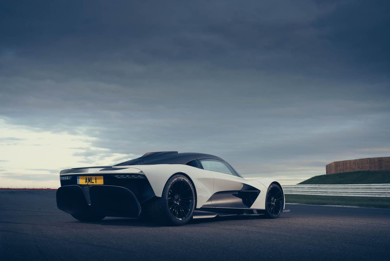Aston Martin Valkyrie and Valhalla
