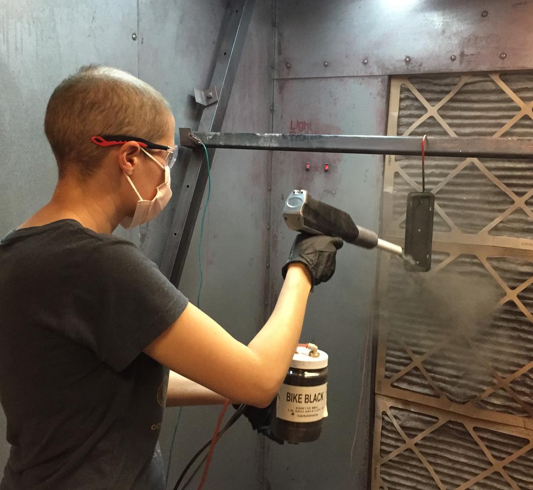 Whitney Wickesberg Bettle restoration