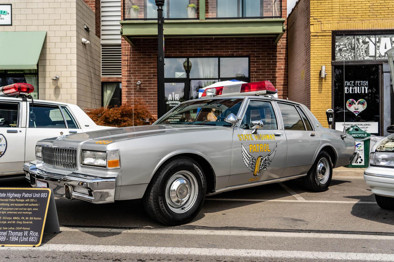 2019 Ferndale Emergency Vehicle Lights & Sirens Cruse