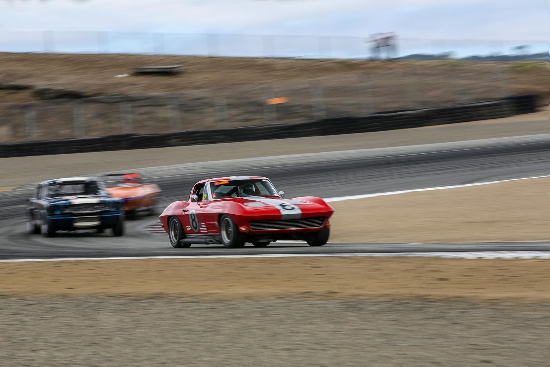 1963 Corvette Laguna Seca