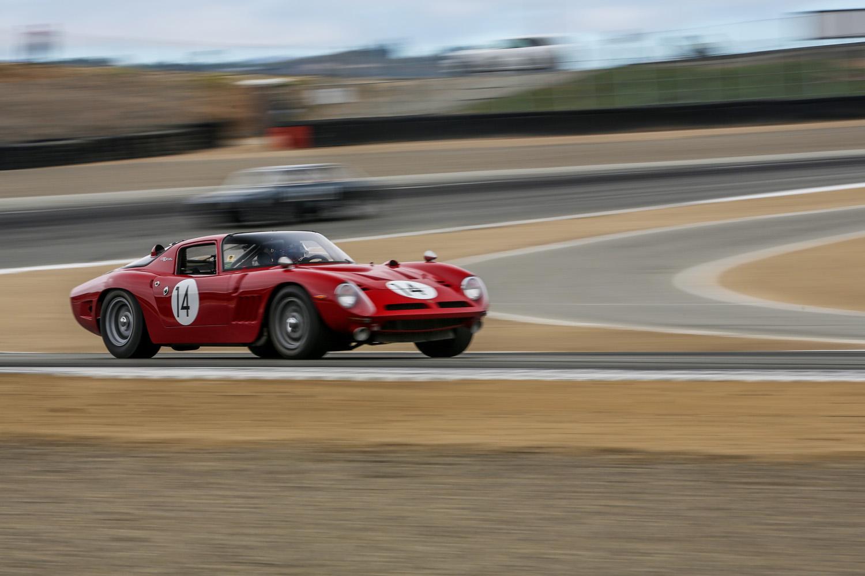 1966 Bizzarrini GT America Laguna Seca