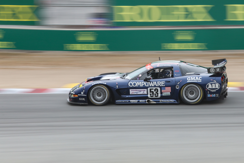 2003 Corvette C5R