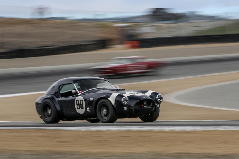 Cobra #98 Laguna Seca