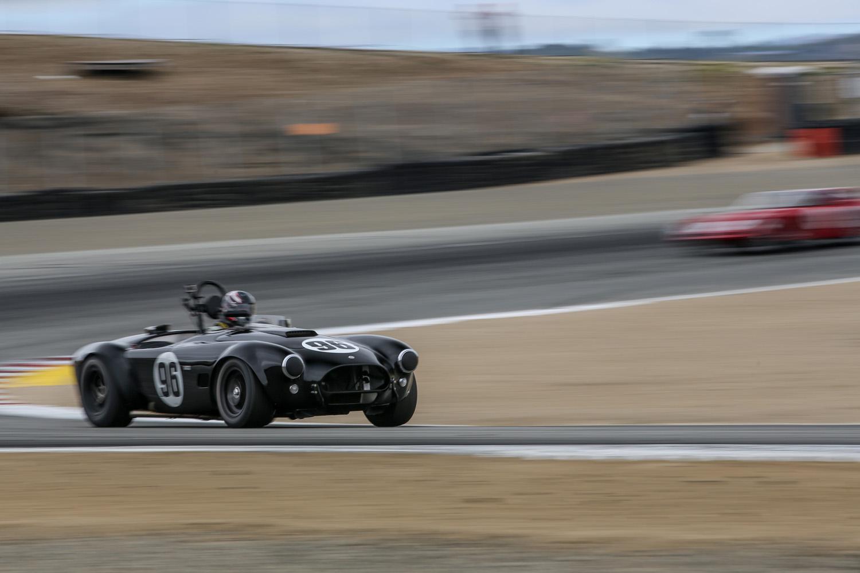 Cobra Laguna Seca Rolex Historics