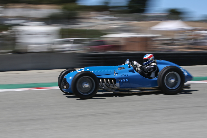 Pre-War sports cars Rolex Laguna Seca