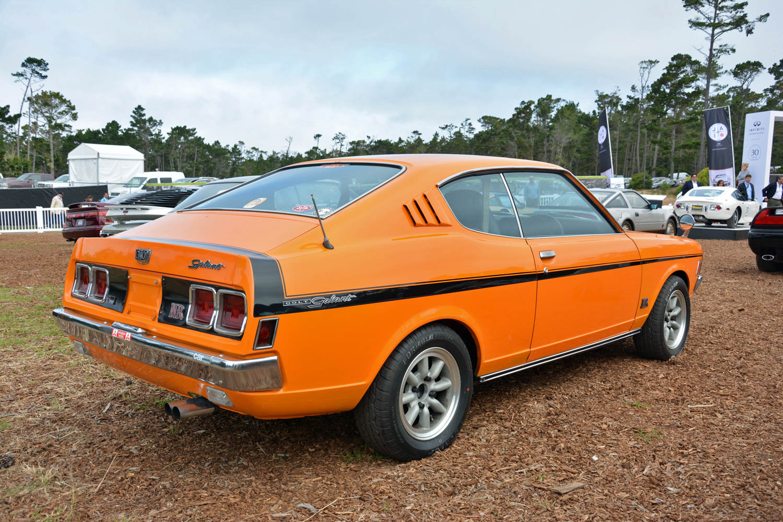 1971 Mitsubishi Colt Galant GTO MR