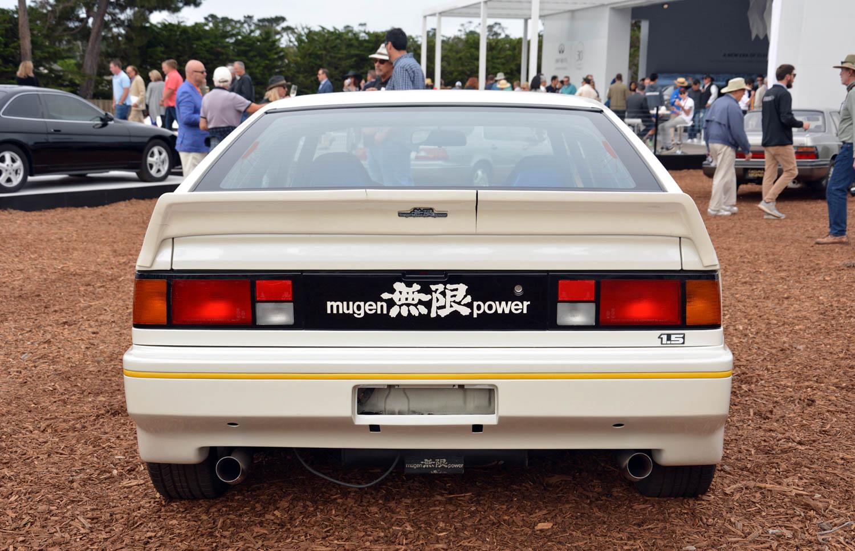 1984 Honda CRX Mugen