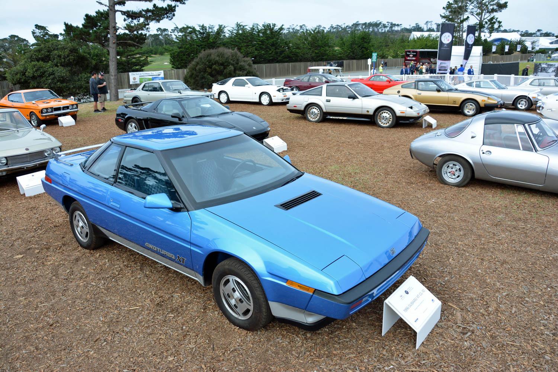 1986 Subaru XT GL-10