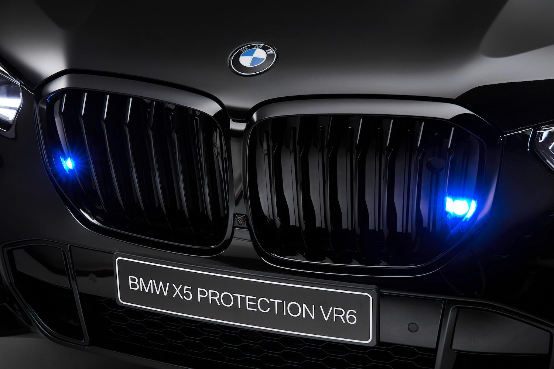 vr6 bmw front grille lights detail