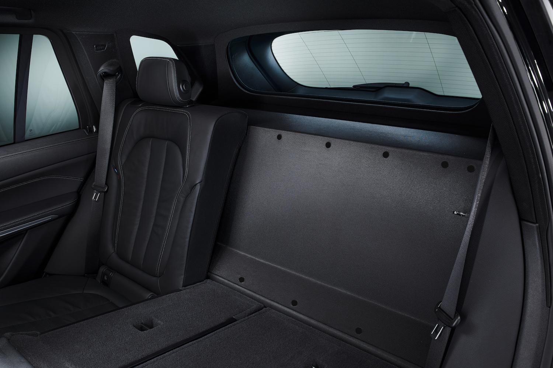 vr6 bmw rear seat detail