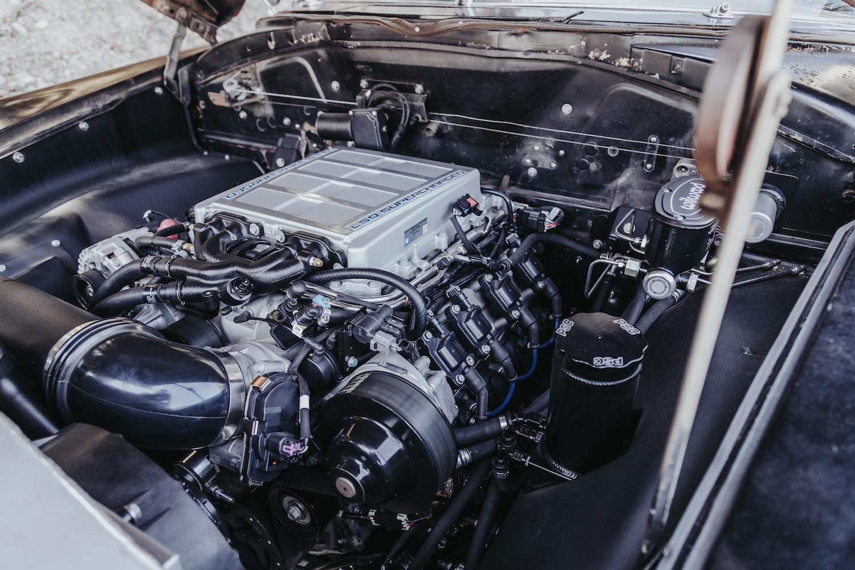 Icon Hudson Derelict Engine
