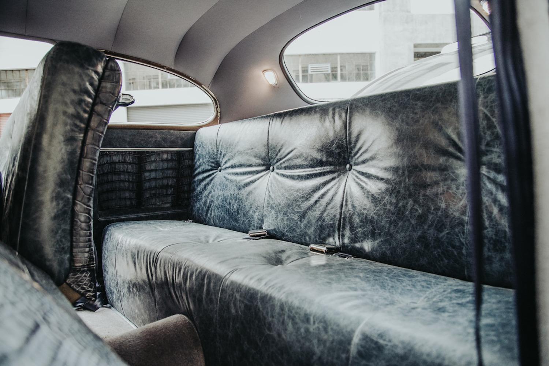 Icon Hudson Derelict Rear Seat