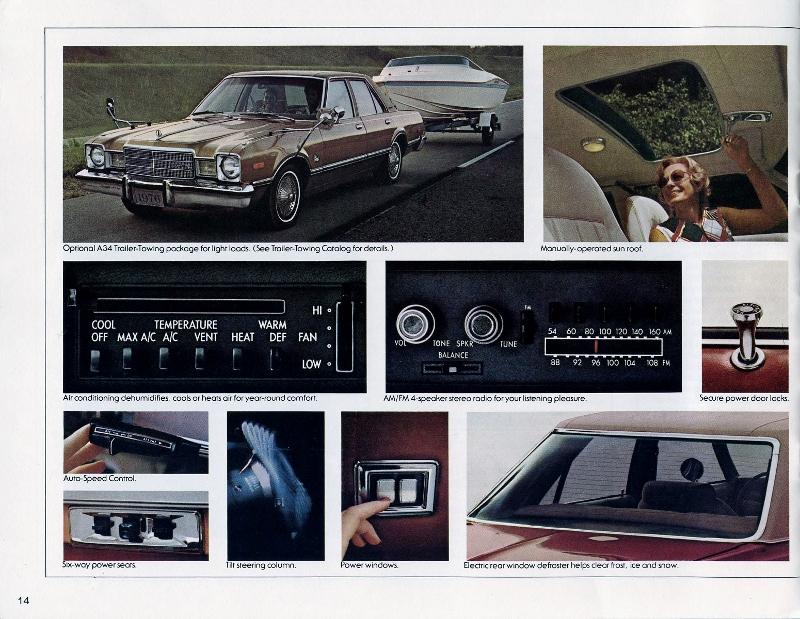 1976 Plymouth Volaré