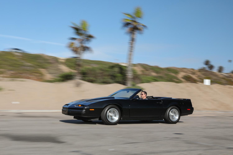Firebird driving