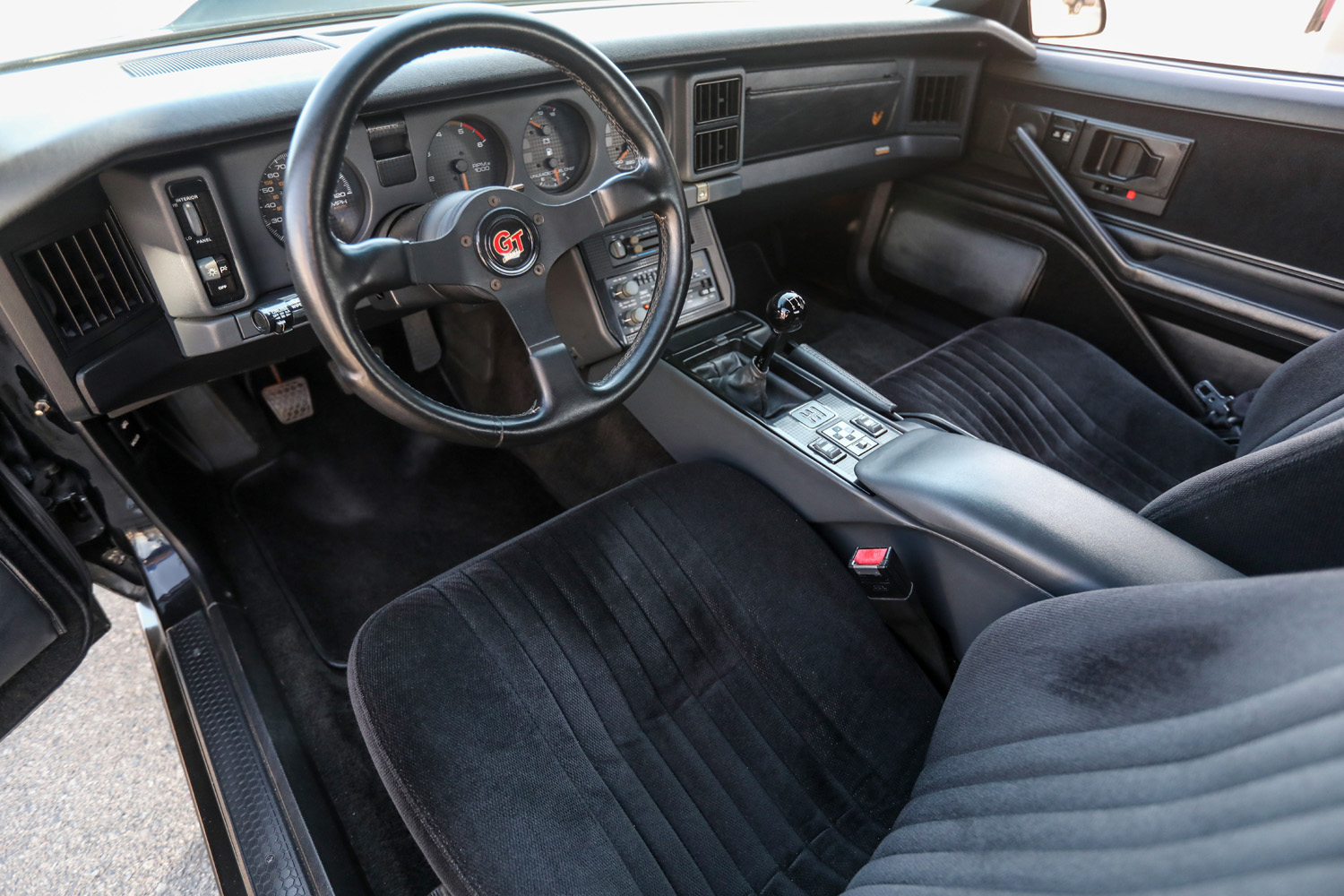 Firebird Formula Interior
