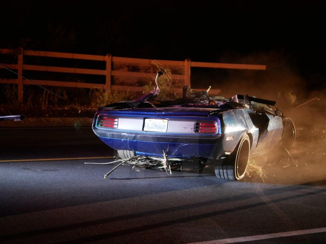 Kevin Hart Crash