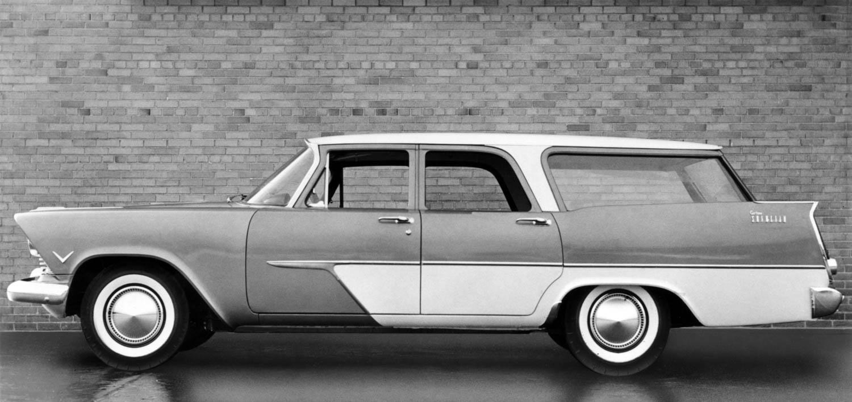 1957 Plymouth Suburban Wagon