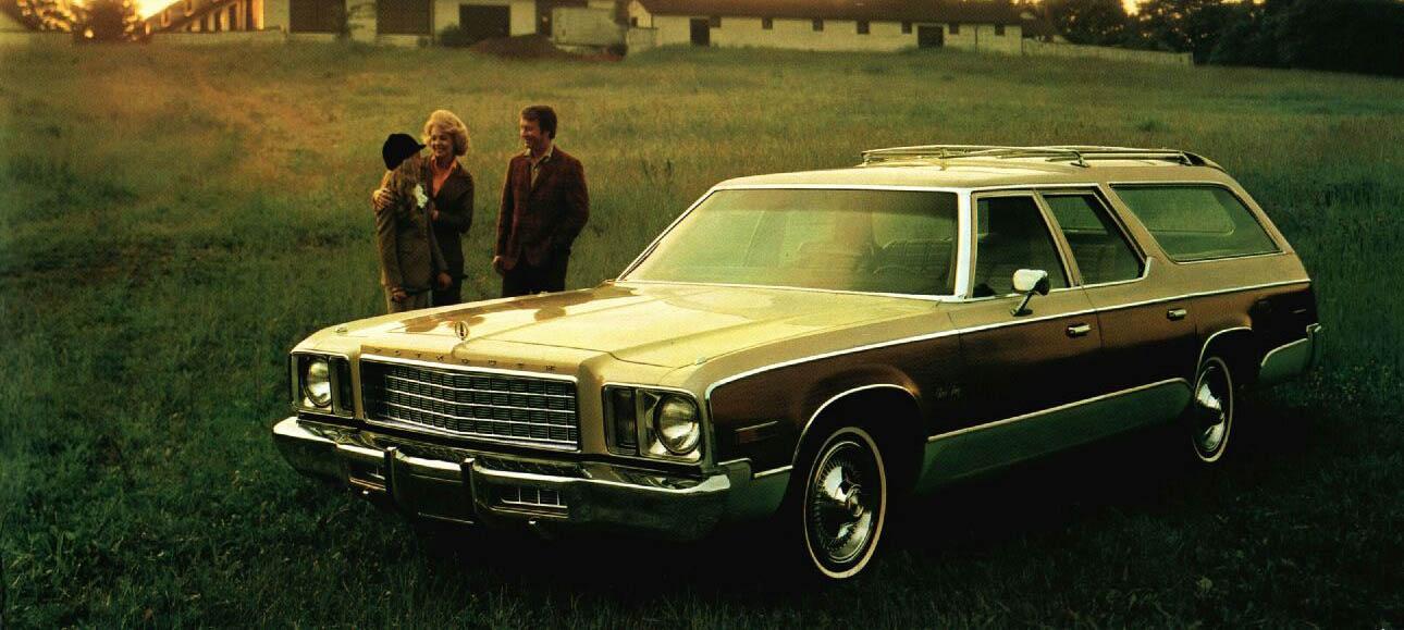 1976 Plymouth Gran Suburban