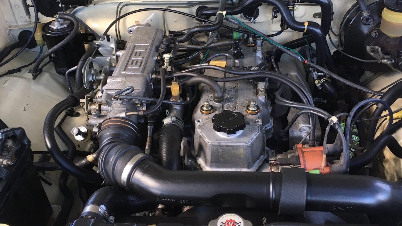 1985 Toyota 4 Runner SR5