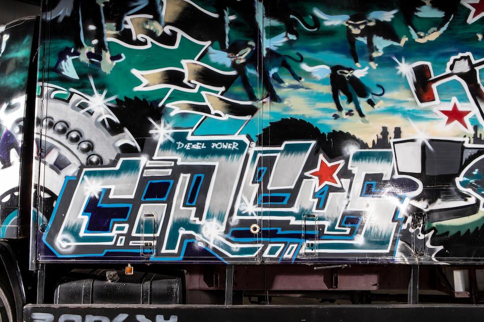 Banksy Bus
