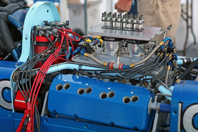 Challenger 2 engine
