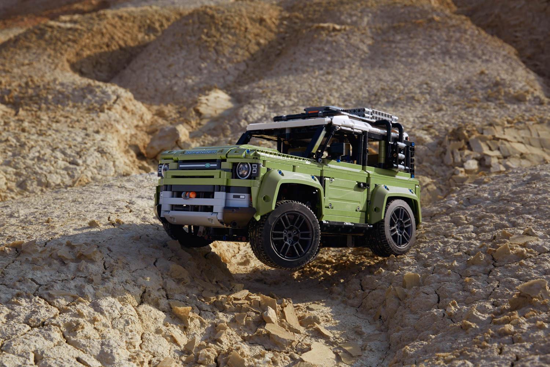 Land Rover LEGO
