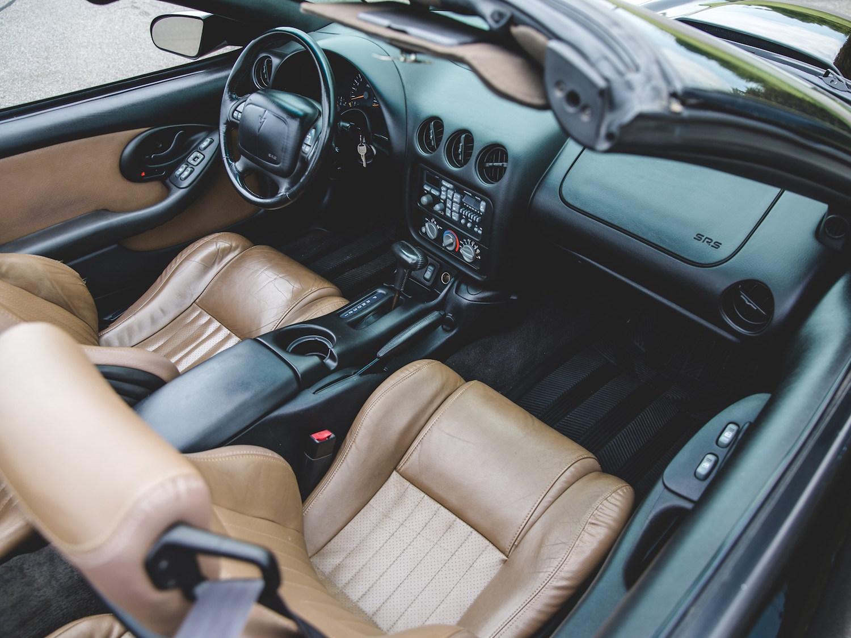 2001 Pontiac Firebird Trans Am WS6 Convertible