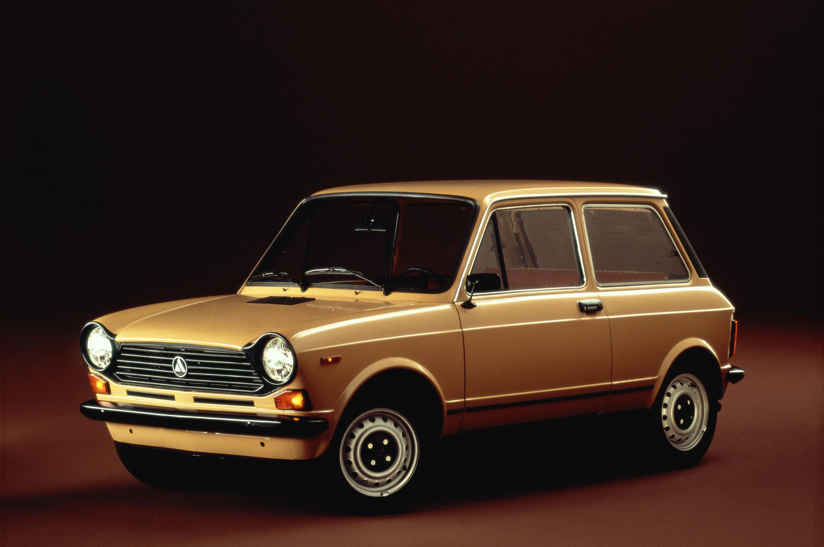 A112 Base 4 Serie 1977-1979